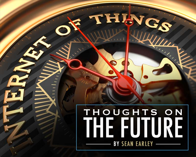 Thoughts on The Future – #1 The Internet of Everything